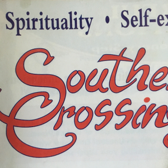 cameo of Southern Crossings magazine banner